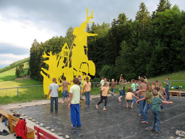 Kunst und Dorf_Quelle Scheidegger & Spiess