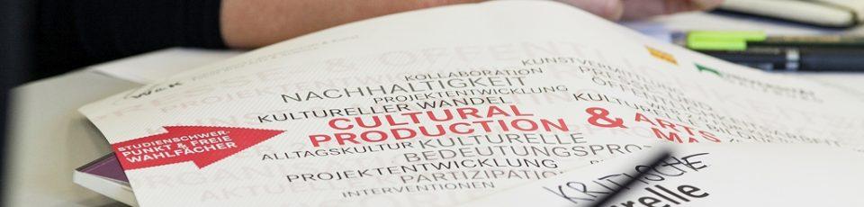 Re-think: Kultur produzieren?!
