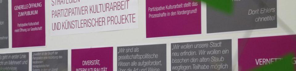 Das Bild wurde in der Ausstellung
