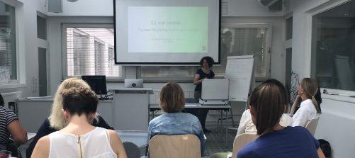 Digital Storytelling. Ein Workshop beim arbeitskreis neu