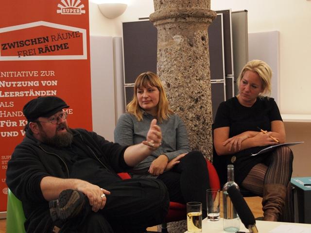 Günther Friesinger, Irene Kriechbaum, Siglinde Lang