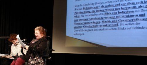 """Über Körper, kulturelle Normierung und die Anforderung einer """"Kultur für alle"""" im Kontext von Dis_ability"""