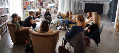 Open Up! Ein- und Ausschlüsse in Kunst und Kultur