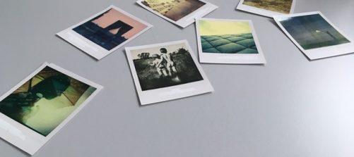 Materialien im Workshop mit Ellen Roters. Foto: Elke Zobl