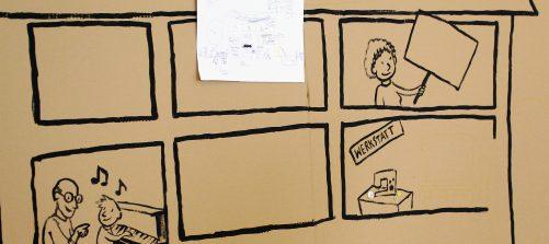 Künstlerisch-forschendes, transdisziplinäres Labor