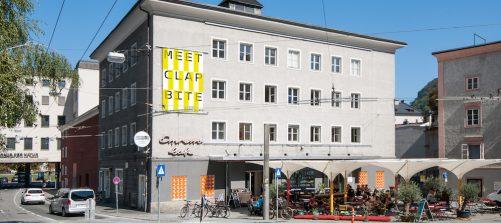 Das Haus der Szene Salzburg